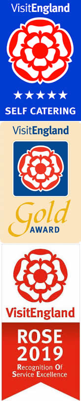 Biddestone Holiday Cottage - Tourism Five Star Gold Award